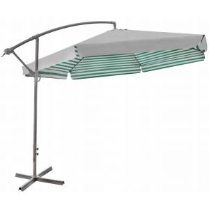 Parasol Ogrodowy Składany 3,5m L.Grey