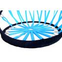 Huśtawka Ogrodowa Bocianie Gniazdo Blue