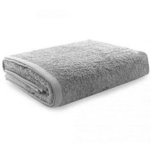 Eurofirany Ręcznik Gładki Srebrny 70x140