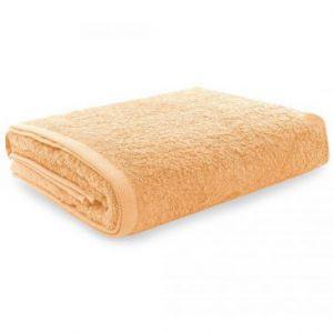 Eurofirany Ręcznik Gładki MORELOWY 70x140