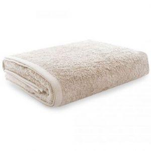 Eurofirany Ręcznik Gładki Beżowy 50x100